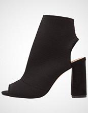 ALDO UMBER Sandaler med høye hæler black