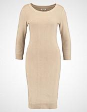 Zalando Essentials Strikket kjole beige melange