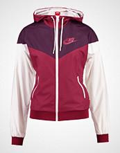 Nike Sportswear Lett jakke port wine/team red