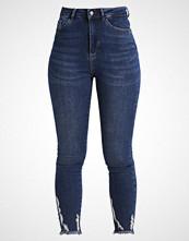 Even&Odd Jeans Skinny Fit dark blue denim