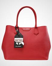 Karl Lagerfeld Håndveske pomegranate