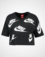 Nike Sportswear FUTURA TOSS Tshirts med print black