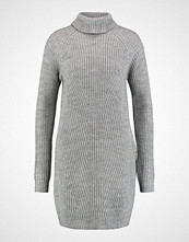 Jdy JDYJUSTY  Strikket kjole light grey melange