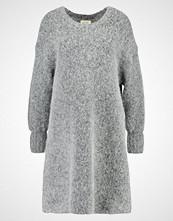 American Vintage ZAPITOWN Strikket kjole heather grey