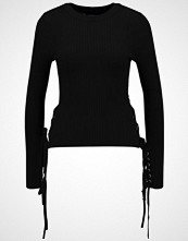 Even&Odd EYELET Jumper black