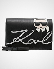 Karl Lagerfeld K/IKONIK  Skulderveske black