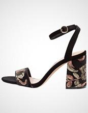 ALDO ARGENTI Sandaler med høye hæler black/multicolor