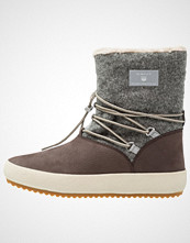 Gant AMY Vinterstøvler dark brown/grey