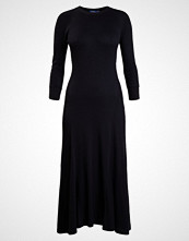 Polo Ralph Lauren DRAPEY Fotsid kjole black