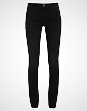 Only ONLCARMEN  Slim fit jeans black