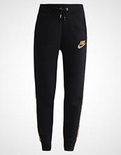 Nike Sportswear RALLY METALLIC Treningsbukser black/black