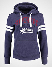 Superdry NY ATHLETICS Hoodie princedom blue marl
