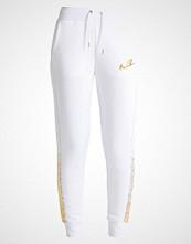 Nike Sportswear RALLY METALLIC Treningsbukser white