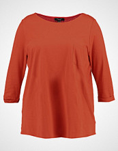 New Look Curves SLOUCHY Topper langermet red