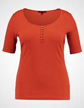 New Look Curves HOOK EYE RIB  Tshirts med print rust