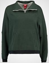 Nike Sportswear CREW ARCHIVE Hoodie outdoor green