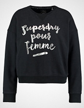 Superdry NORTHERN LIGHTS FASHION Genser black