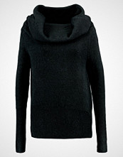Vero Moda VMAGOURA OFFSHOULDER  Jumper black beauty