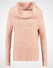 Vero Moda VMAGOURA OFFSHOULDER  Jumper rose cloud/faded rose/eggnog melang