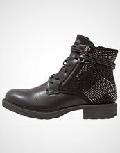 s.Oliver RED LABEL Snørestøvletter black
