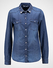 Only ONLKIRA Skjorte medium blue denim