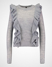 Yas YASLUCIA Jumper medium grey melange