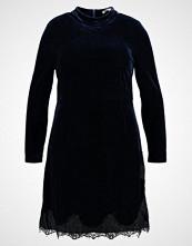 Glamorous Curve Jerseykjole dark blue