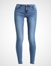 Noisy May NMLUCY  Jeans Skinny Fit dark blue denim