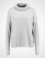 Vero Moda VMBRILLIANT COWLNECK Jumper light grey melange/snow white