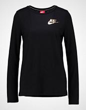 Nike Sportswear Topper langermet black