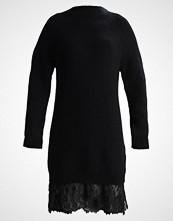 Morgan Strikket kjole noir