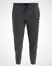 Adidas Performance SLIM Treningsbukser dark grey heather