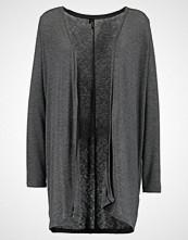 Vero Moda VMHONEY  Cardigan dark grey melange