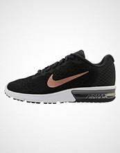 Nike Performance AIR MAX SEQUENT 2 Nøytrale løpesko anthracite/metallic red bronze/black
