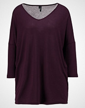 Vero Moda VMHONEY LONG  Jumper potent purple