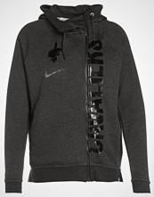 Nike Performance CLEVELAND CAVALIERS  Treningsjakke black heather/anthracite