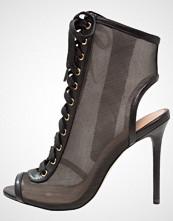 ALDO CORALIE Sandaler med høye hæler black