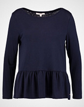 Tom Tailor Denim COSY PEPLUM Topper langermet real navy blue