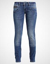 Freeman T. Porter Slim fit jeans dark blue denim