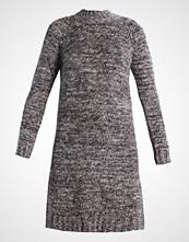 TWINTIP TURTLENECK Strikket kjole dark grey melange