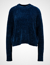 Even&Odd CHENILLE JUMPER Jumper dark blue