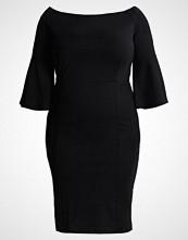 Glamorous Curve SHOULDER FREE BELL ARMS Hverdagskjole black