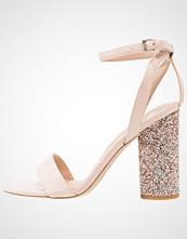 ALDO ROSSENA Sandaler med høye hæler light pink