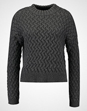 Even&Odd Jumper dark grey melange