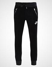 Nike Sportswear Treningsbukser black/(metallic silver)
