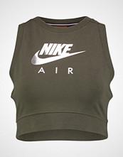 Nike Sportswear TANK CROP AIR Topper cargo khaki/cargo khaki