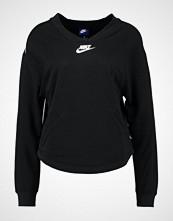 Nike Sportswear Genser black/white
