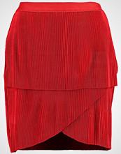 Vero Moda VMMONALISA  Plisséskjørt flame scarlet
