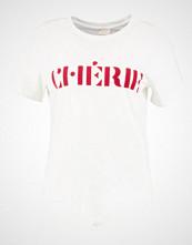 Selected Femme CHERIE  Tshirts med print white