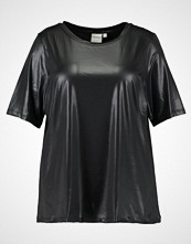 Junarose JRAPRICOT Tshirts med print black